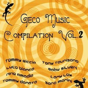 GECO MUSIC COMPILATION VOL.2 - ARTISTI VARI
